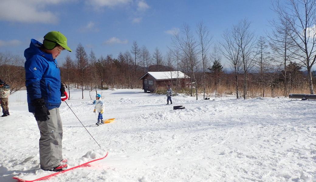 冬休み 山の暮らしキャンプ(4泊5日)