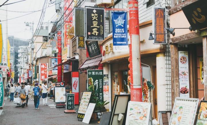 横浜中華街のゴミ問題
