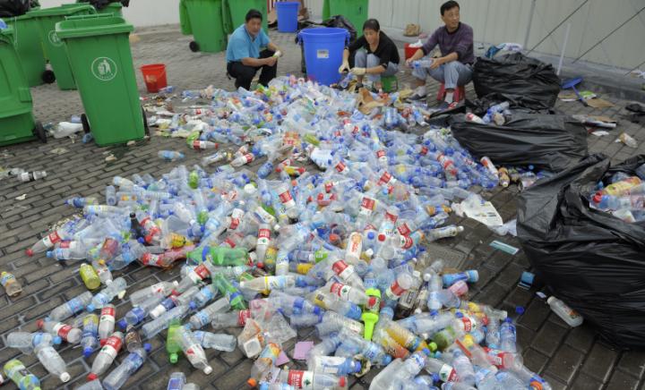 世界のゴミ問題