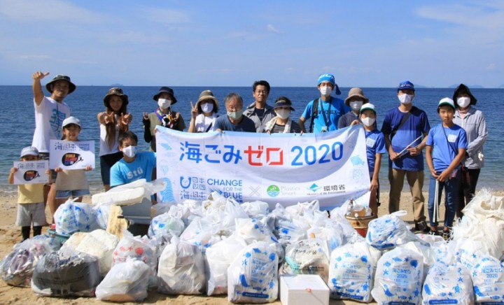 World Cleanup Day 2020 ごみ拾いレポート